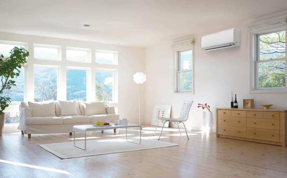 Compared To Conventional Air Conditioners Ductless Systems Can Cool A Larger Area So Your Contractor May Recommend Slightly Smaller Unit